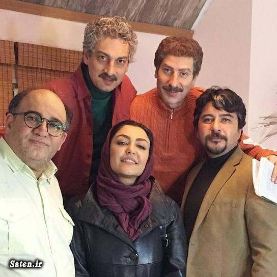 همسر امیرحسین صدیق علی صدیق زهره دهسنگی بیوگرافی بازیگران بیوگرافی امیرحسین صدیق