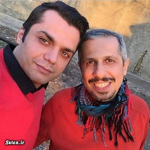 همسر مجریان همسر آرش ظلی پور مجری سه ستاره مجری دستپختهای خودمانی بیوگرافی آرش ظلی پور