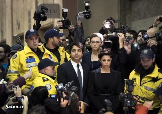فساد جنسی عکس تجاوز جنسی زندگی در کانادا خشونت جنسی بیوگرافی ژیان قمیشی Jian Ghomeshi