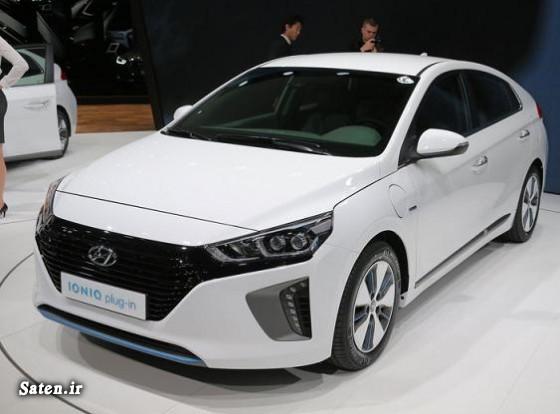 نمایشگاه خودرو ژنو قیمت هیوندا قیمت محصولات هیوندایی قیمت خودرو هیبریدی Hyundai IONIQ