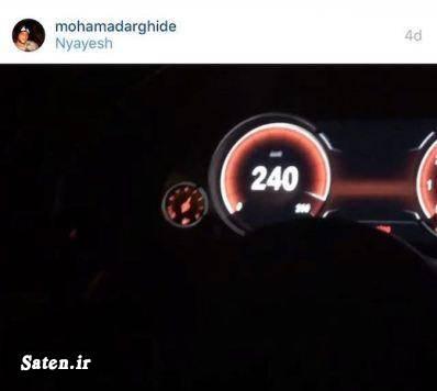 عکس تصادف خودرو تصادف خودرو لوکس تصادف خودرو گرانقیمت اخبار تهران