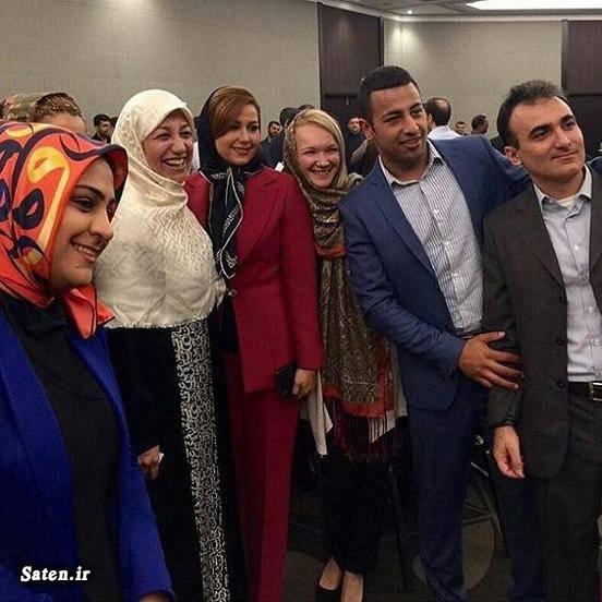 همسر وزیر خارجه همسر جواد ظریف بیوگرافی همسر جواد ظریف بیوگرافی مریم ایمانیه