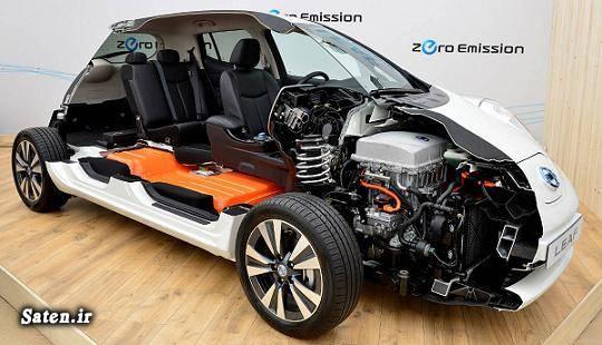 مشخصات نیسان لیف قیمت نیسان لیف قیمت خودرو برقی Nissan Leaf