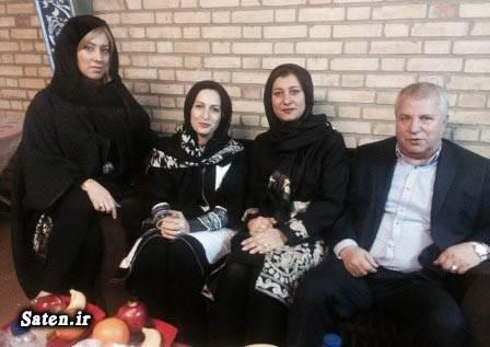 دورهمی شبکه نسیم دختر علی پروین خانواده علی پروین بیوگرافی علی پروین