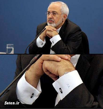 همسر جواد ظریف بیوگرافی جواد ظریف برنامه دید در شب اینستاگرام محمد جواد ظریف