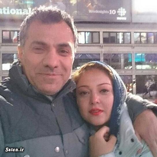 همسر رزیتا غفاری همسر بازیگران عکس جدید بازیگران بیوگرافی عباس صالحی بیوگرافی رزیتا غفاری