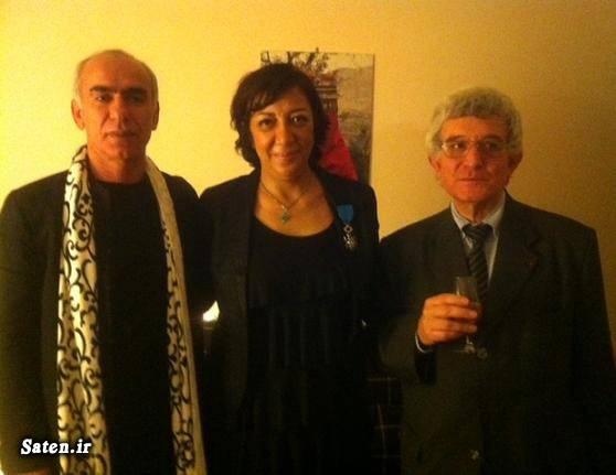 همسر نازک افشار کارمند سفارت فرانسه فتنه 88 بیوگرافی نازک افشار بازداشتشدگان فتنه 88 انتخابات 88