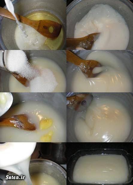 بهترین سایت آشپزی باسلوق ژله ای آموزش انواع شیرینی آموزش انواع دسر آموزش آشپزی