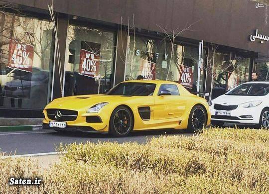 قیمت مرسدس بنز SLS AMG قیمت بنز اس ال اس SLS AMG Coupe Black Series Mercedes Benz SLS AMG