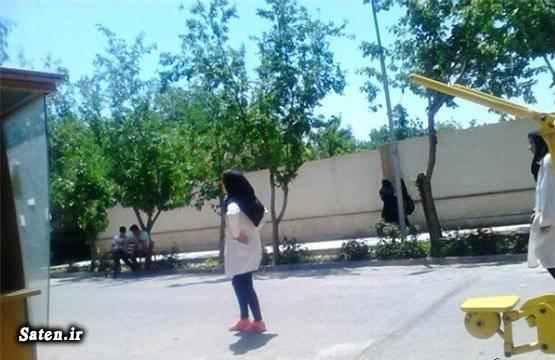 سوابق فاطمه مهاجر دانشکده شریعتی خوابگاه دختران