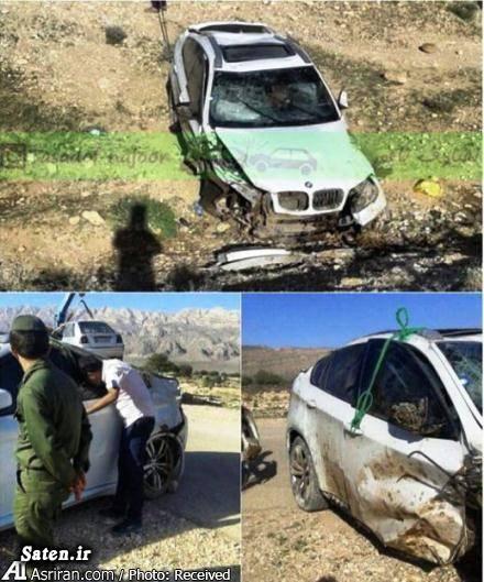 عکس تصادف دلخراش عکس تصادف حوادث شیراز تصادف خودرو لوکس تصادف خودرو گرانقیمت تصادف بی ام و اخبار شیراز