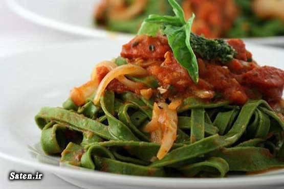طرز تهیه سس مرغ طرز تهیه پاستا فرمی رژیم غذایی چاق شدن آموزش آشپزی