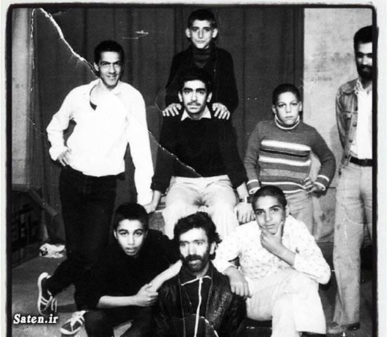 عکس قدیمی رضا عطاران بیوگرافی رضا عطاران اینستاگرام رضا عطاران