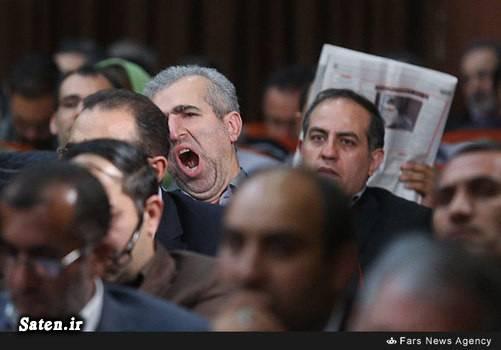 همایشهای میلیاردی سوابق محمد باقر نوبخت خواب مدیران خواب در همایش
