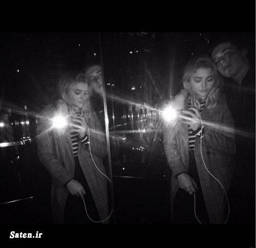 همسر نیمار همسر کلویی مورتز فرزندان دیوید بکهام خانواده دیوید بکهام بیوگرافی دیوید بکهام بروکلین بکهام Chloe Grace Moretz Brooklyn Beckham