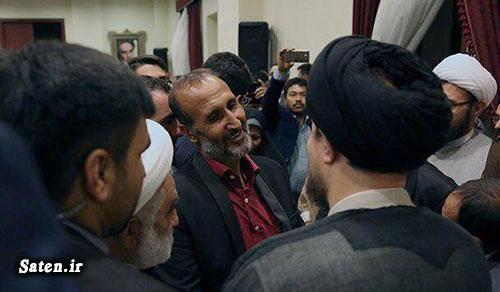شیرآقا قریشی سوابق حسن خمینی ستایش قریشی دختر افغانی بیوگرافی حسن خمینی