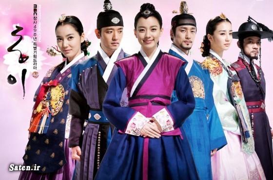همسر دونگی بیوگرافی هان هیو جو بیوگرافی دونگی بازیگران سریال کره ای Han Hyo joo Dong Yi