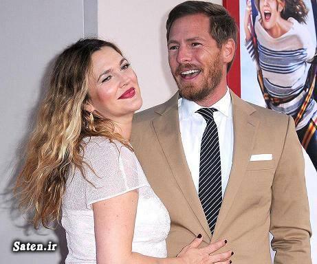 همسر درو بریمور مجله پلی بوی فرشتگان چارلی طلاق بازیگران بیوگرافی درو بریمور Drew Barrymore