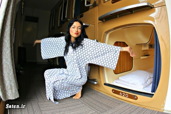 هتل کپسولی سفر به ژاپن زندگی در ژاپن توریستی ژاپن اخبار ژاپن