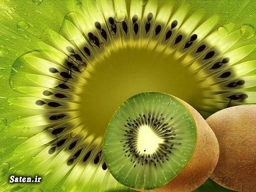 مجله سلامت درمان یبوست درمان استرس خواص کیوی خواث میوه ها بهترین رژیم لاغری Kiwifruit