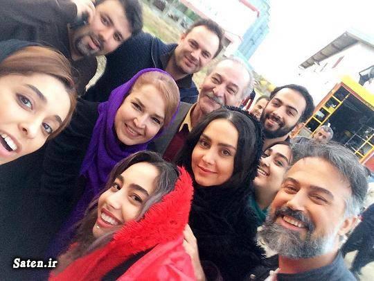 همسر مریم خدارحمی عکس جدید بازیگران بیوگرافی مریم خدارحمی بازیگران دوردست ها Maryam Khodarahmi