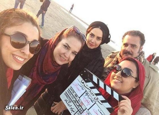 سریال شبکه یک سریال دوردست ها بیوگرافی معصومه کریمی بیوگرافی مریم خدارحمی بازیگران دوردست ها