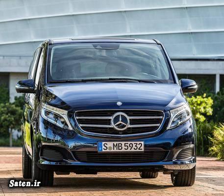 قیمت ون بنز قیمت مرسدس بنز تاکسیرانی ایران Mercedes Benz V Class