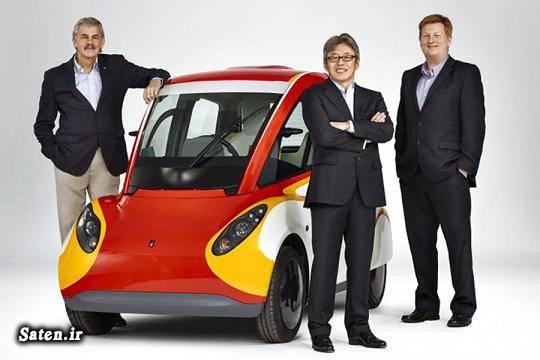 شرکت شل رویال داچ شل خودرو کم مصرف Shell Concept Car M car