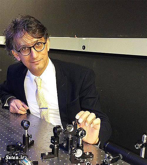 نظریه نسبیت انیشتین کوانتوم فیزیکدان ایرانی دانشمندان ایرانی پروفسور ابراهیم کریمی prof ebrahim karimi