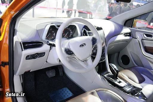 مشخصات آریزو 5 مدیران خودرو قیمت محصولات مدیران خودرو قیمت خودروهای چینی قیمت آریزو 5 Chery Arrizo 5