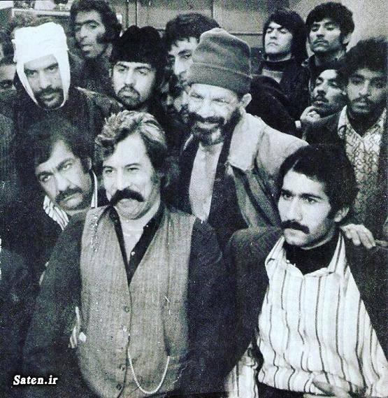 همسر جلال پیشواییان همسر بازیگران قدیمی ها فیلم فارسی بیوگرافی جلال پیشواییان