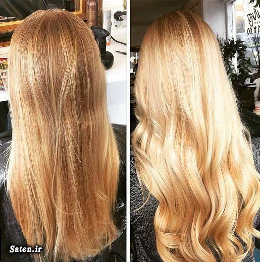 فرمول ترکیب رنگ مو رنگ مو نسکافه ای رنگ مو عسلی رنگ مو 2016 بهترین رنگ مو آموزش آرایش آرایش زنانه