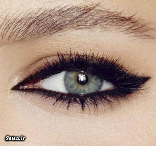 طرز تهیه سرمه خواص سرمه چشم آموزس درست کردن سرمه آرایش چشم kohl eyes