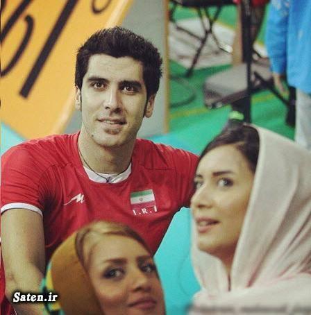 تیم ملی والیبال بیوگرافی شهرام محمودی اخبار والیبال