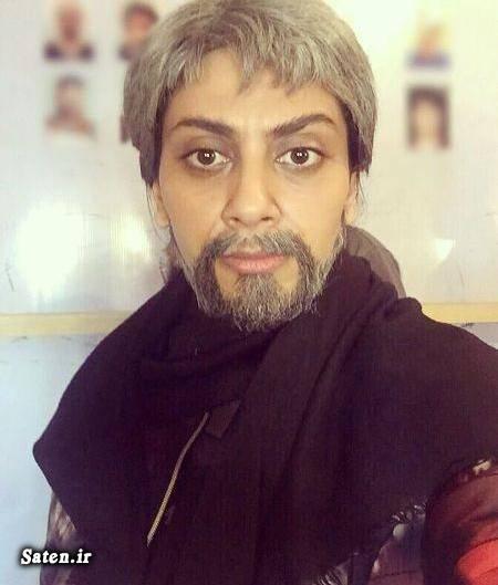 عکس جدید بازیگران بیوگرافی مونا فرجاد اینستاگرام بازیگران