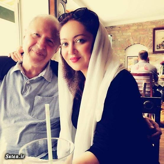 عکس جدید بازیگران خانواده نیکی کریمی خانواده بازیگران پدر نیکی کریمی اینستاگرام نیکی کریمی