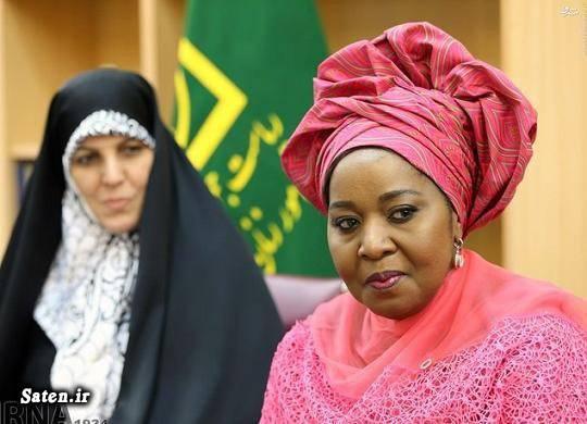 همسران جاکوب زوما همسر رئیس جمهور بیوگرافی جاکوب زوما آفریقای جنوبی