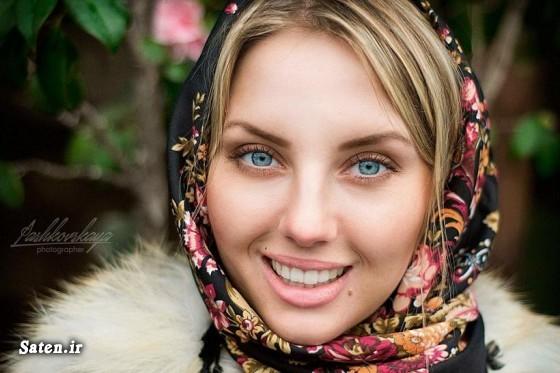 عکس دختر زیبا زن روسی دختر روسی ازدواج با دختر زیبا اخبار ازدواج russian girl