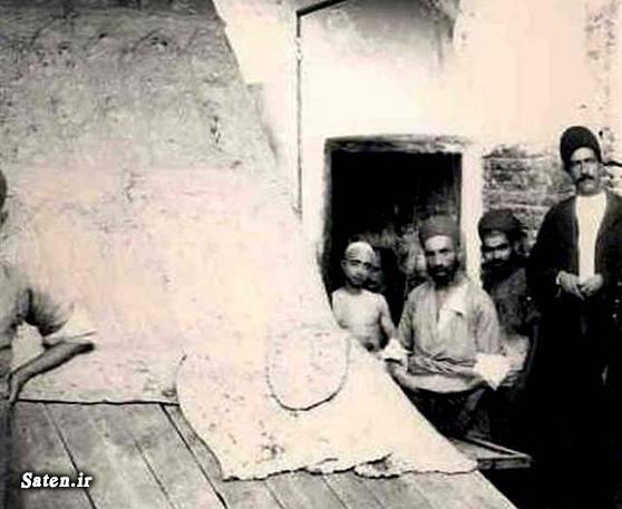 نان سنگک شاه عباس بیوگرافی شیخ بهایی
