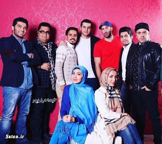همسر سپیده مرادپور عکس جدید بازیگران سریال شیوع بیوگرافی سپیده مرادپور اینستاگرام بازیگران