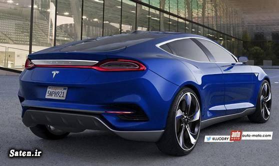 مشخصات خودرو تسلا قیمت خودرو تسلا تسلا موتورز بیوگرافی ایلان ماسک Tesla