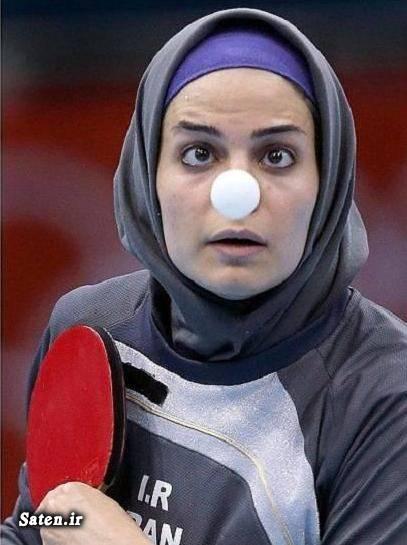 همسر ندا شهسواری خانواده ندا شهسواری بیوگرافی ندا شهسواری اخبار تنیس Neda Shahsavari