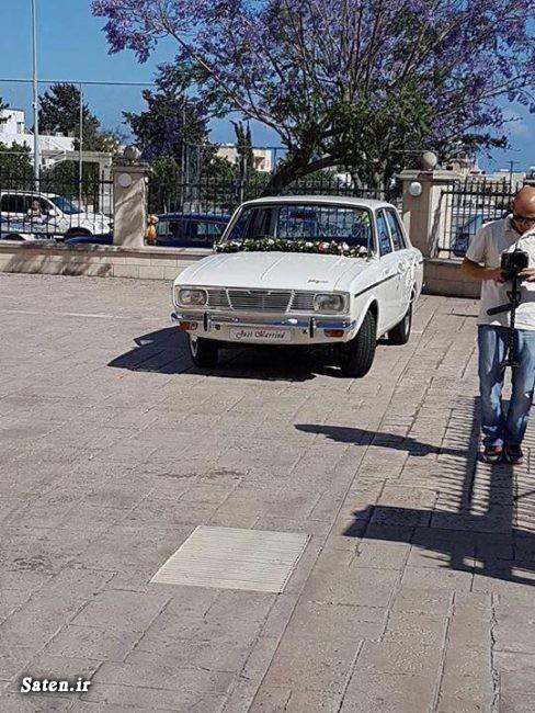ماشین عروس ایرانی خودرو عروس اخبار یونان
