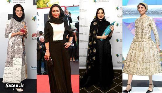 مدل لباس بازیگران عکس جشنواره کن عکس جدید بازیگران پوشش بازیگران در جشنواره بازیگران ایرانی جشنواره کن