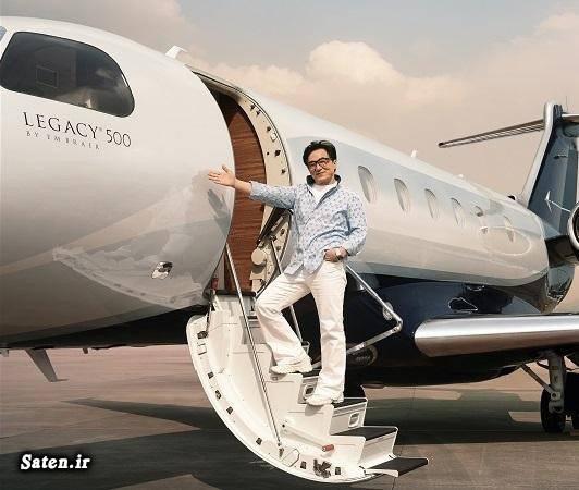 قیمت هواپیماهای شخصی بیوگرافی جکی چان امبرائر لجسی امبرائر Embraer Legacy