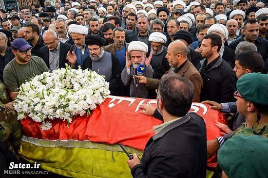 حزب الله لبنان جنایات اسرائیل بیوگرافی مصطفی بدرالدین اخبار لبنان