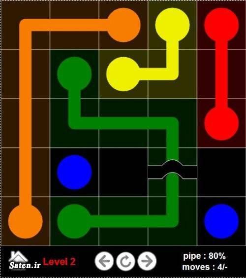 گوگل پلی دانلود بازی اندروید دانلود بازی Pou دانلود بازی ۲۰۴۸ دانلود flow free