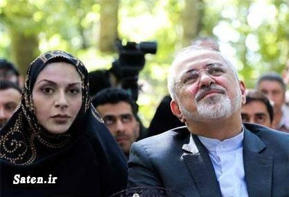 همسر جواد ظریف همسر آفرین چیت ساز شایعات و شنیده ها بیوگرافی آفرین چیت ساز