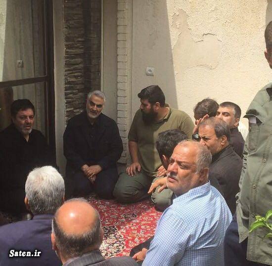 بیوگرافی سردار محمد ناظری بیوگرافی سردار سلیمانی
