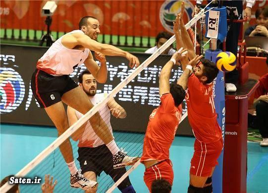 ولیبال انتخابی المپیک نتایج والیبال اخبار والیبال